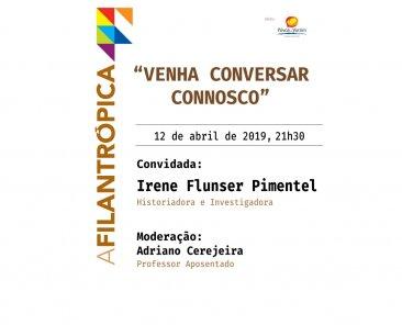 Afilantropica-Irene-Flunser-Pimentel